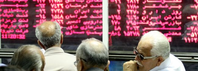 Tehran Stocks Start Week Strongly