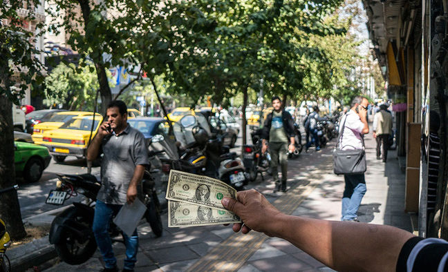 Iran Parliament's Think Tank Outlines Plan to Improve Forex Situation
