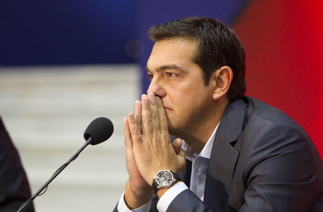 Greek PM says economy will return to growth this year