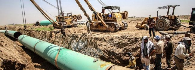 Gas Grid Expansion in Kurdistan Province