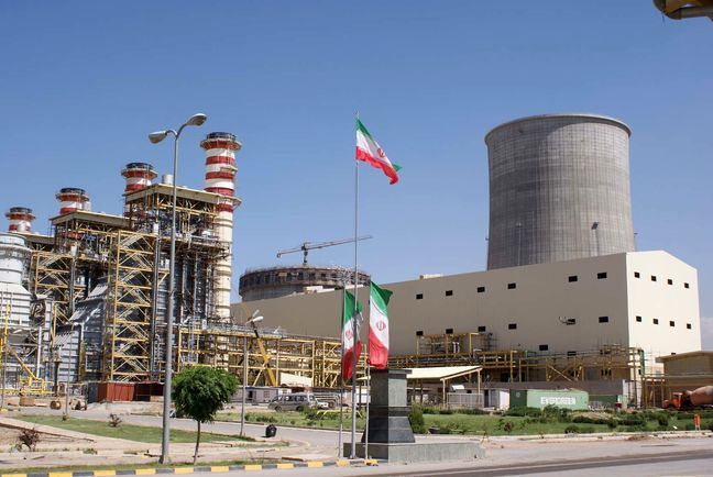 Talks With JICA to Finance Renovation of Power Plants in Iran