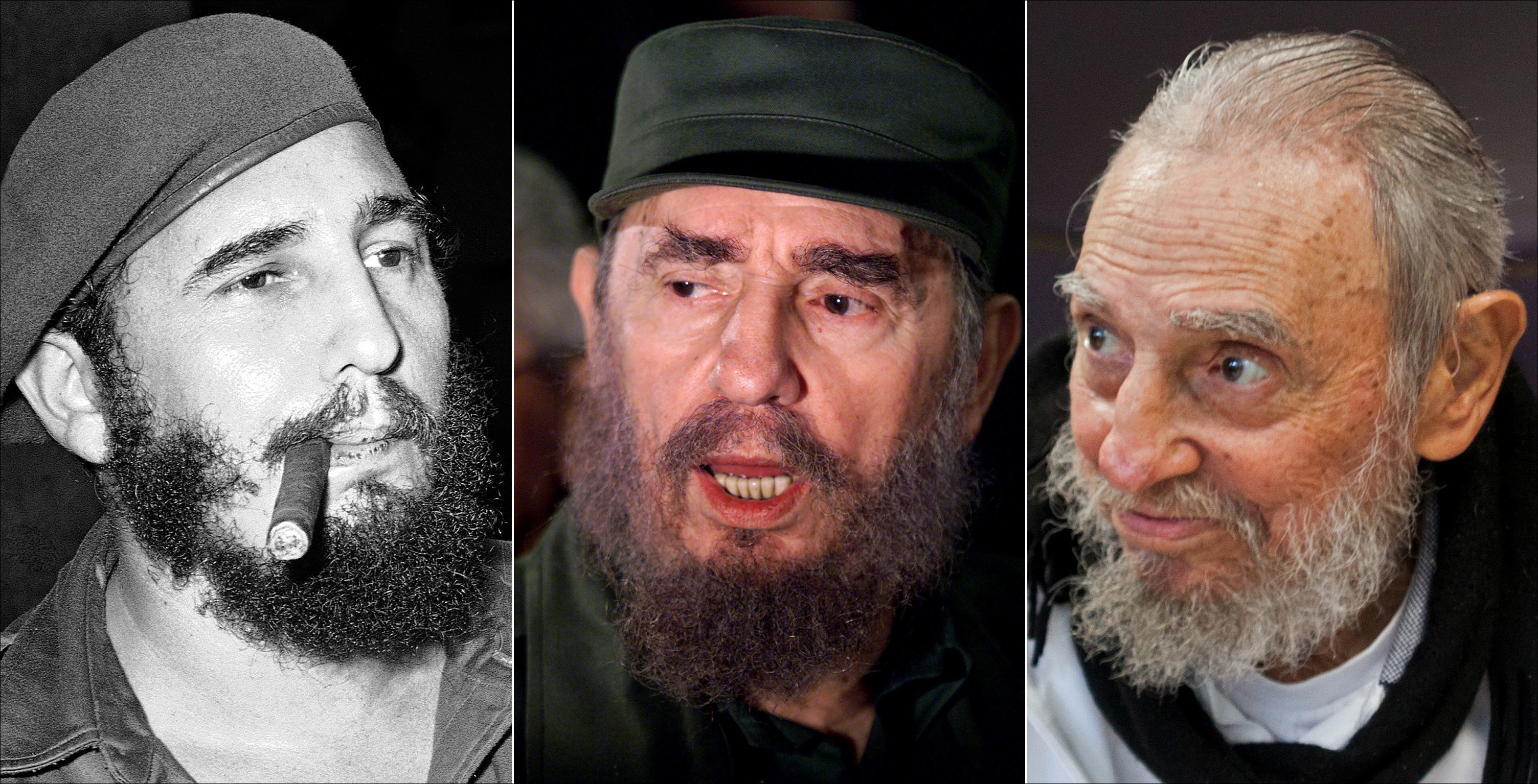 the rise of fidel castro to power in cuba and his influence over the decades