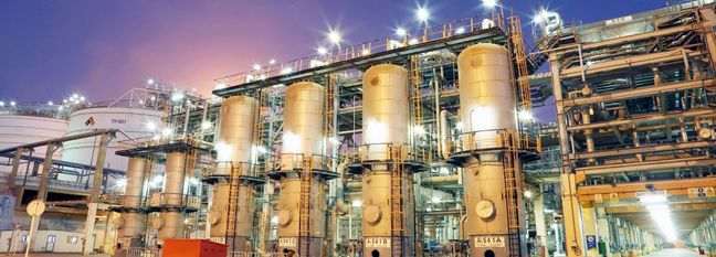 Iran Petrochem Co. Forecasts 40% Rise in Production by 2021
