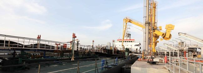 8.7m Tons of Essential Goods Offloaded at Imam Khomeini Port