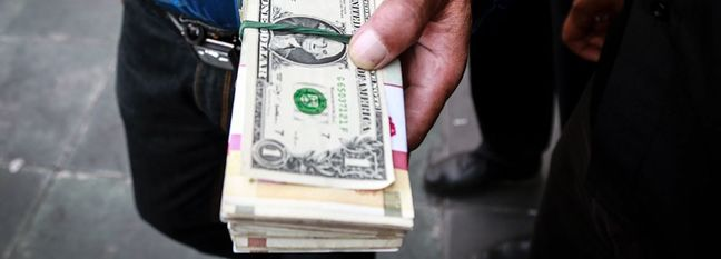 Iran Currency Market: Rial Firms as Forex Power Diminishes