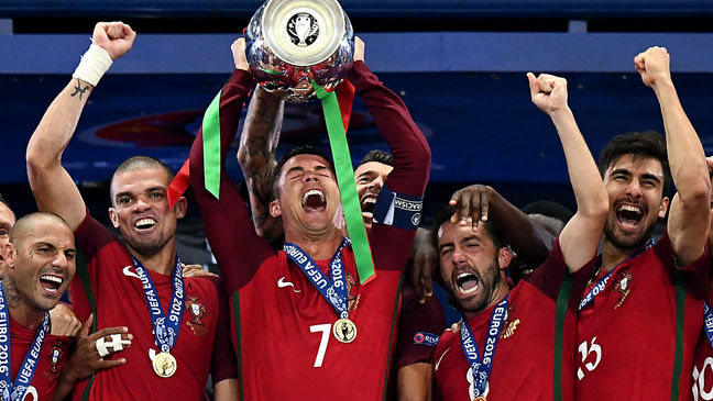 Portugal beats France to win Euro 2016