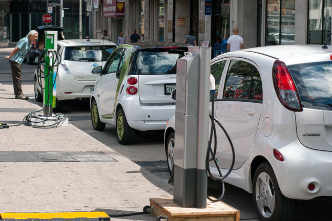 How Many of Our Vehicles Could Be Electric? How Does 87% Strike You?