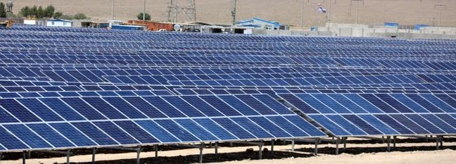 Yazd Playing Leading Role in Solar Power Output