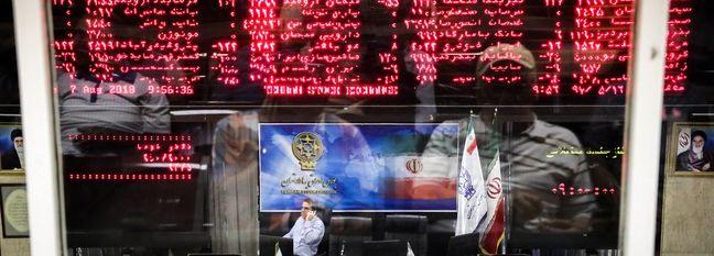 Tehran Stocks Edge Higher