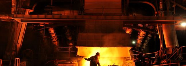 Tepid Growth in Iran's Steel Production