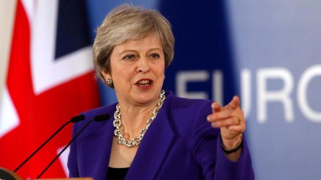 UK PM Might Look at 2nd Brexit Vote Options