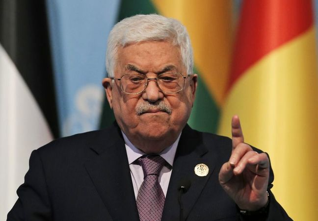 Palestinian President hospitalized, condition 'reassuring' says doctor