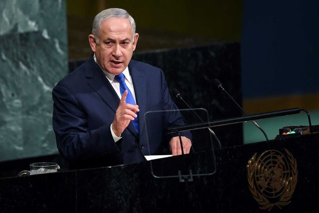 Israel's Netanyahu Calls on World to Change or Cancel Iran Deal