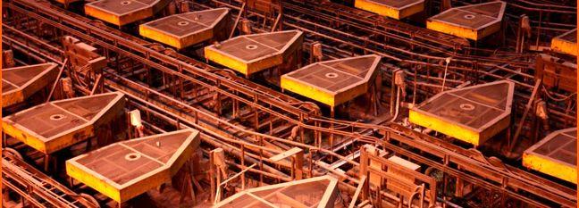 Iran's H1 Copper Exports at 56K Tons