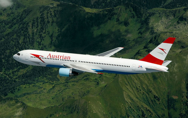 Austrian Airlines to Fly to Isfahan From Sept. 4