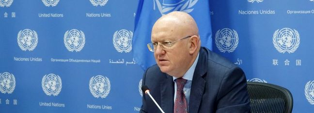 Russia: Snapback No Longer on UNSC Agenda