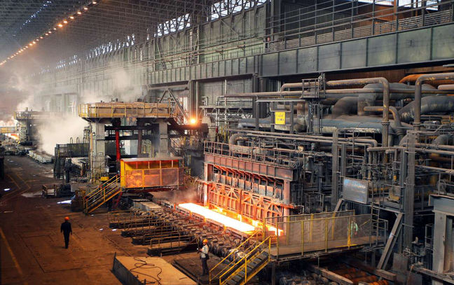 Iran Steel Exports to 15 States