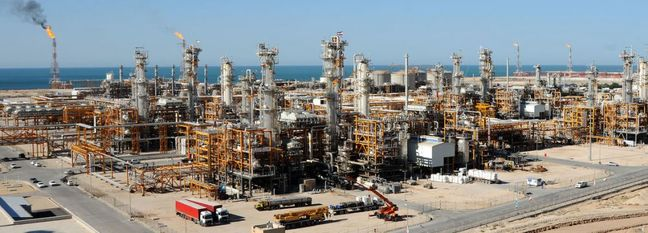 POGC Voices Concern Over Pressure Reduction in South Pars Gas Field