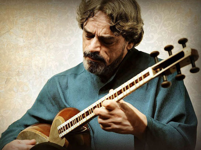Iranian musician receives World Music Award