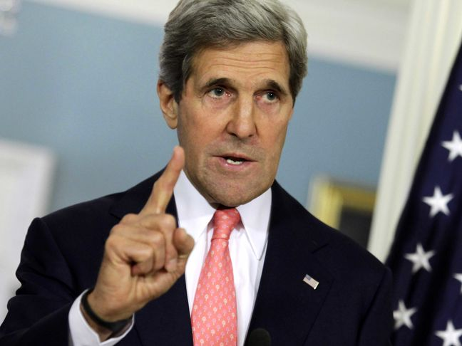Syria peace efforts must continue despite break with Russia: Kerry