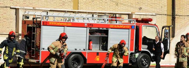 Tehran Fire Department Seeks Technological Assistance