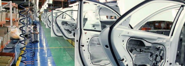 Iran Auto Output Up 4% in 10 Months
