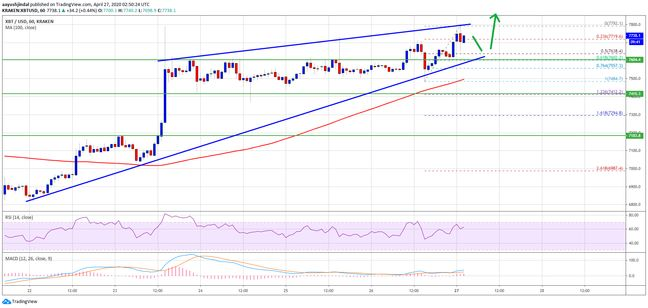 Bitcoin Is Losing Bullish Momentum: Technicals Show A Correction At $8K