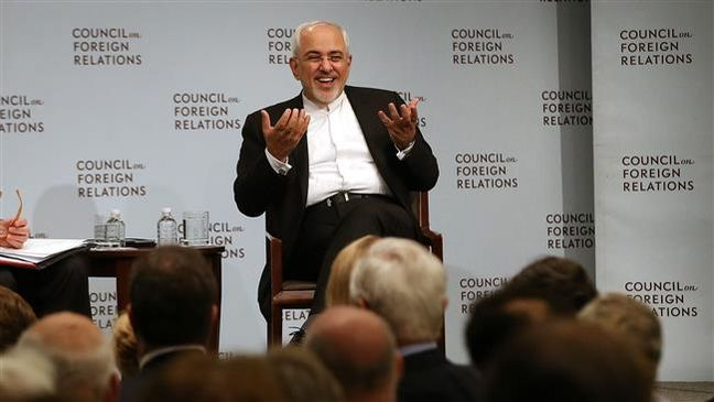 Zarif: Trump knows scrapping nuclear deal not welcome globally