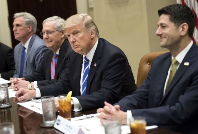 GOP Eyes Tax Overhaul -- And Lessons From Health-Care Failure