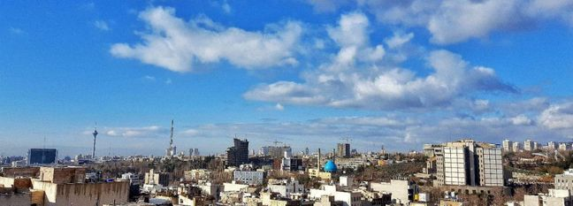 A Different March in Tehran: Sunshine and Blue Skies