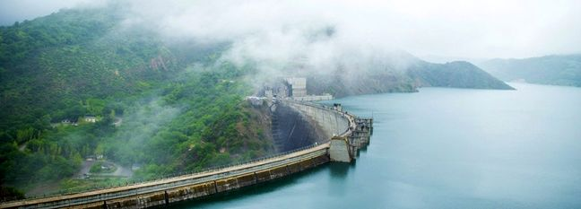 Water Levels in Iran Dams Rise 300%