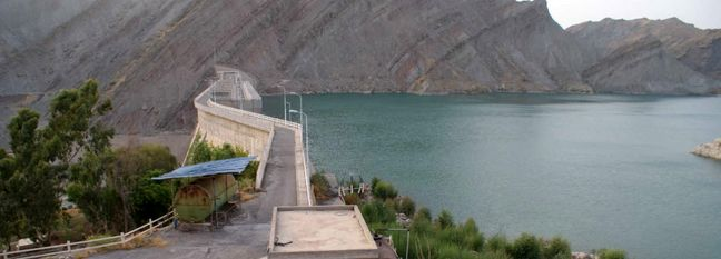 Water Levels in Iran's Southern Dams Rising After Years