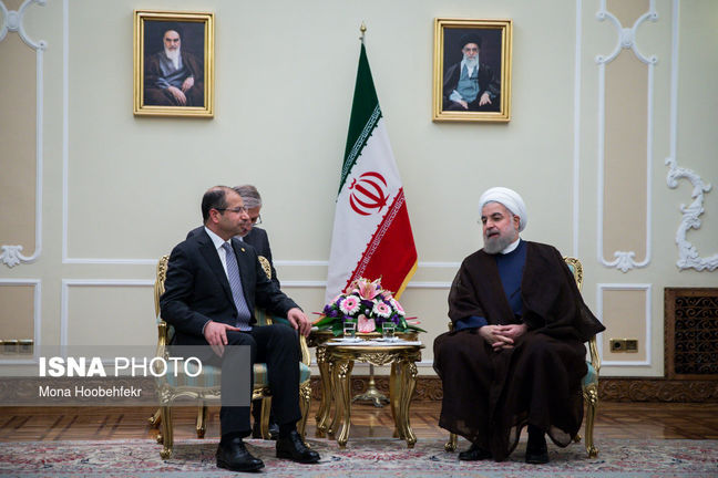 Rouhani: Iran to stand by Iraqi nation, government in battling terrorism