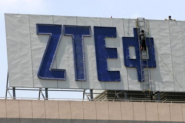 U.S. Cuts Off China's ZTE From American Tech for Seven Years