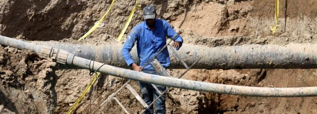 Time to Replace 90,000 km Corroded Water Pipelines