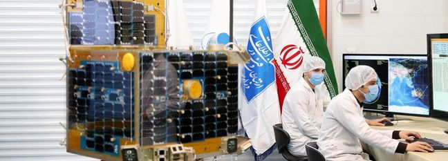 Two Iranian Remote-Sensing Satellites Ready for Launch