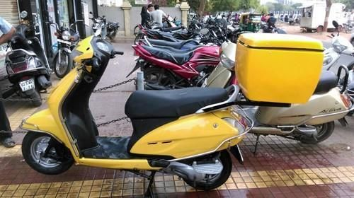 Motorbike Delivery: A Business Redefined