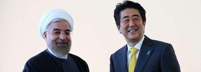 Abe's Advisor to Visit Iran