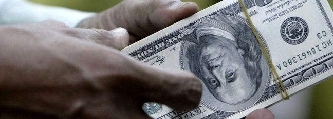 Central Bank of Iran Lets Rial Tumble