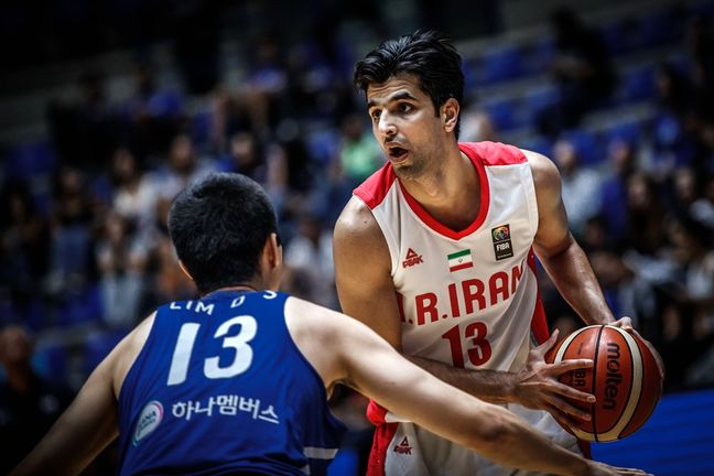 Iran ranks 2nd in 2017 FIBA Asia Cup