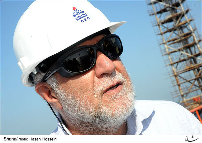 Iran Oil Minister Backs Extension of Crude Supply Cuts