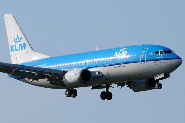 KLM Sees Iranian Demand Increasing