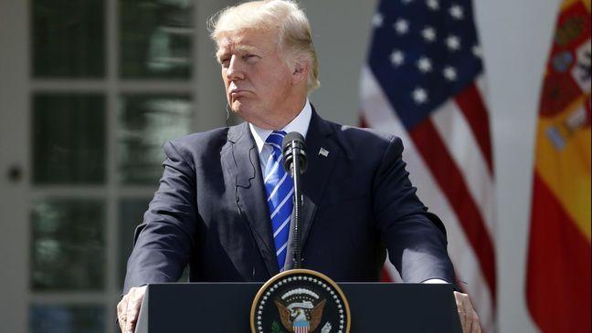 Trump Says U.S. Is Ready to Use 'Devastating' Force on North Korea