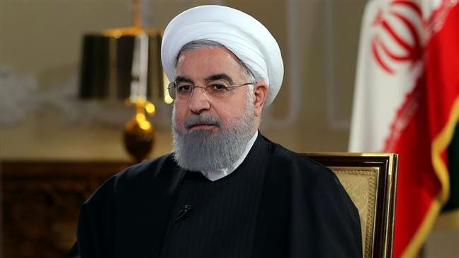 Iran's Rouhani: Riyadh's hostility attempt to cover up failures