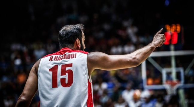 Iran's Haddadi among 2017 Asian 5 top centers