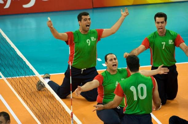 WOVD announces Iranian sitting volleyball team as best in 2016
