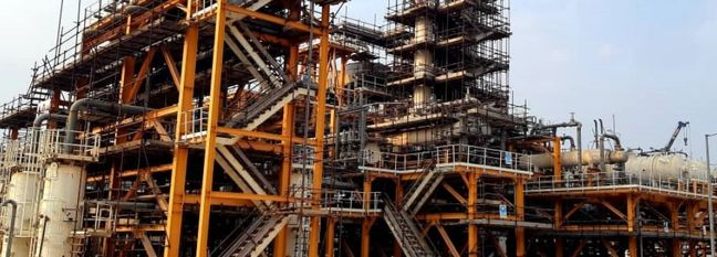 SP's Last Onshore Refinery Near Completion