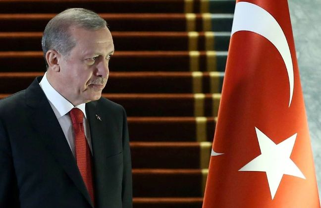 Turkey's Erdogan says Ankara aims to reinforce troops on Iraq border