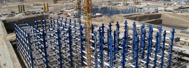 Iran: Construction Permits Increase by 9.8% YOY