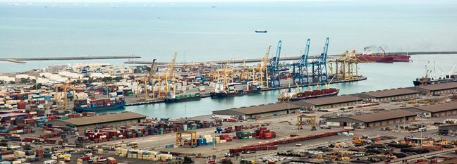 Slight Rise in Iranian Port Operations